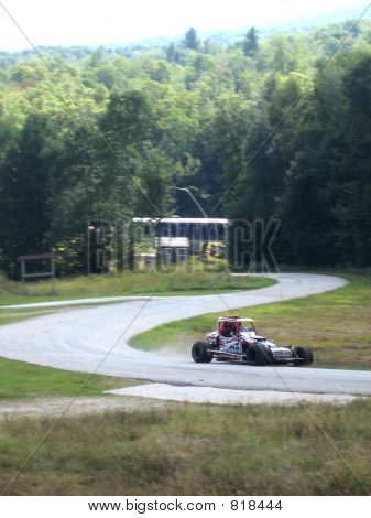 Race Car Hillclimb