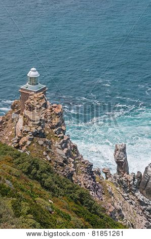 New Lighthouse At Diaz Point,  Cape Point