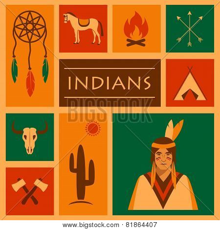 american native indian,