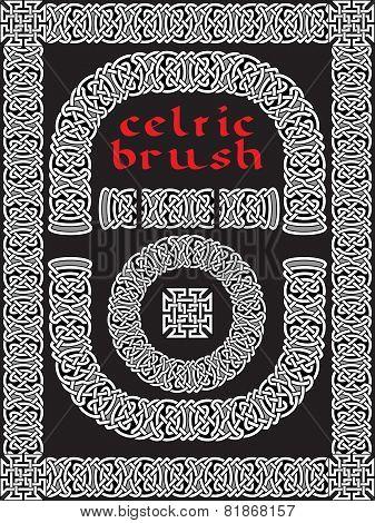 Brush For  Frame