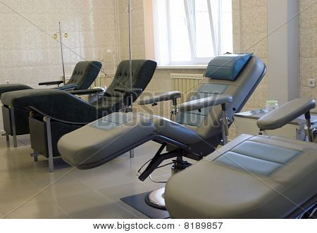 Medical armchairs