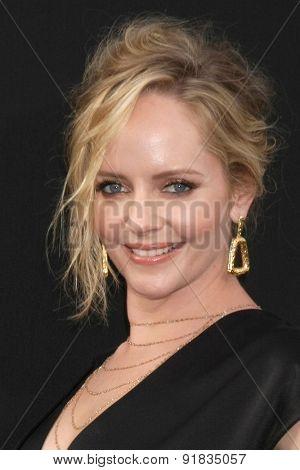 LOS ANGELES - MAY 26:  Marley Shelton at the