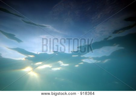 Underwater Sunlight 3