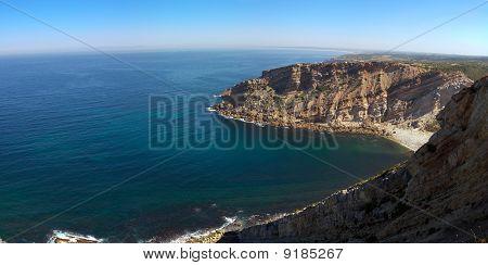 Cabo Espichel bay