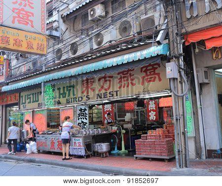 Chinatown Bangkok Thailand