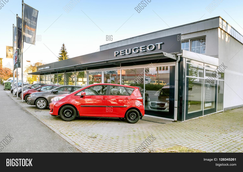 BADEN-BADEN, GERMANY - MAY 2: Image & Photo   Bigstock
