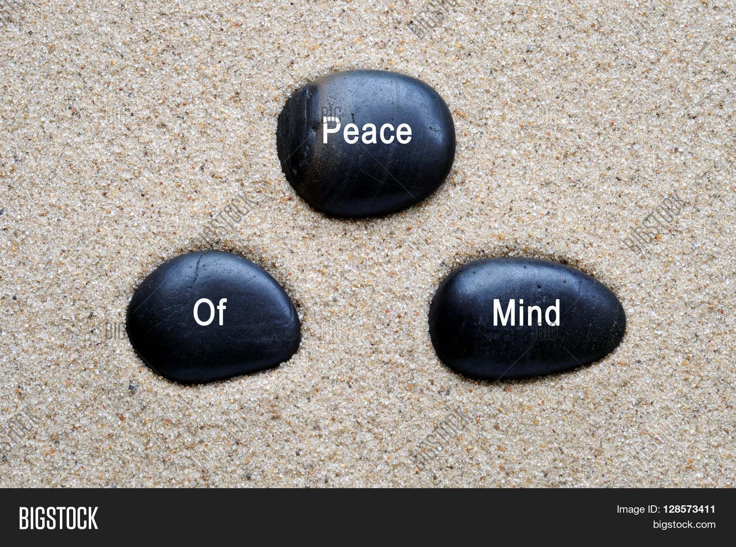 Peace Of Mind Quotes   Peace Mind Quotes On Image Photo Free Trial Bigstock