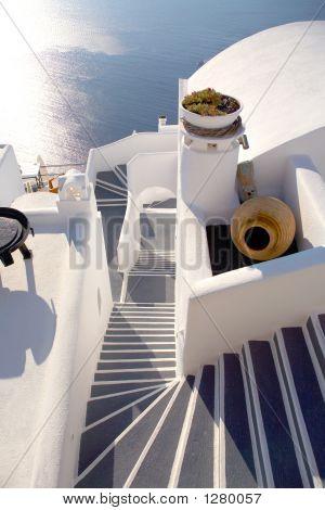Santorinian Architecture