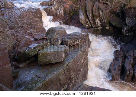 Bracklin Falls Detail 2