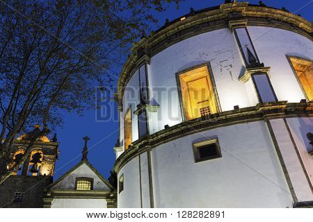 Mosteiro da Serra do Pilar in Porto in Portugal