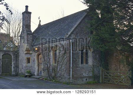 West Gatehouse to Thornbury Castle South Gloucestershire