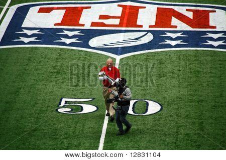 Cowboys Stadium Super Bowl Trophy