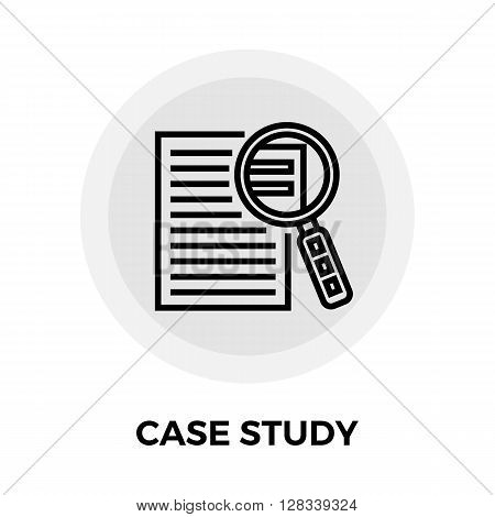 Case Study Services Icon Vector. Case Study Icon Flat. Case Study Icon Image. Case Study Line icon. Case Study Icon JPEG. Case Study Icon EPS. Case Study Icon JPG. Case Study Icon Object.