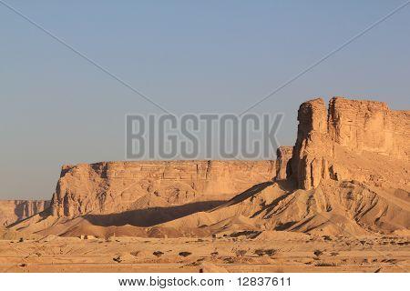 Desert Escarpment