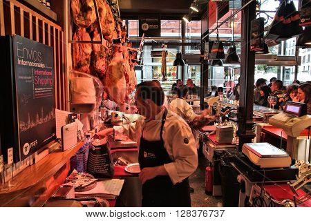 Madrid Food Culture