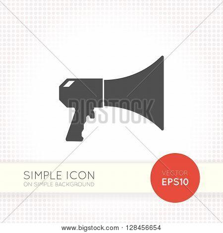 Megaphone icon. Share icon eps. Megaphone icon vector. Megaphone icon eps. Share icon vector. Megaphone icon jpg. Megaphone icon flat. Megaphone simple icon