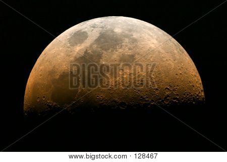 Rising Halt Moon