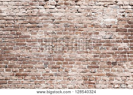 Brick wall texture. Old brickwork background. Old brick wall texture.