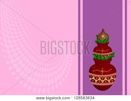 Divine Mangal Kalash With Coconut poster