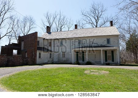 Historic Buildings Of Allaire Village