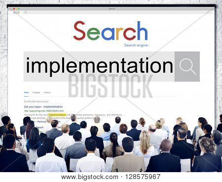 Implementation Execution Maintaining Perform Concept