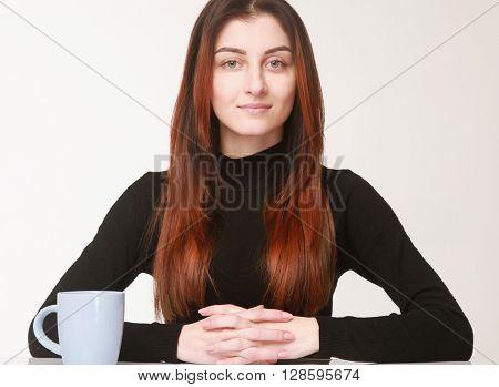 I am ready to talk subordinate communication (Body language gestures psychology)
