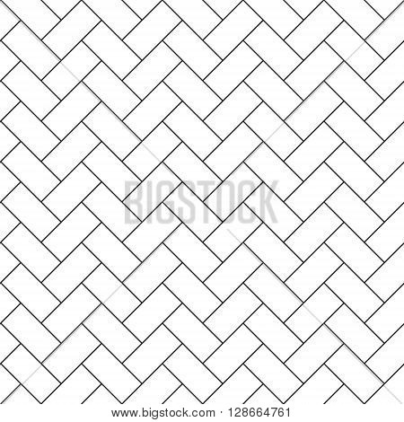 herringbone parquet diagonal seamless pattern .Vector illustration. EPS 10.