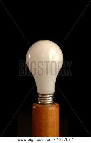 White Lightbulb