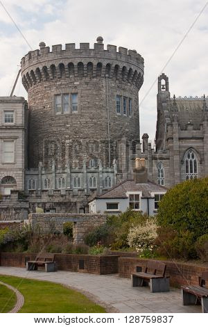 The Record Tower of Dublin Castle Ireland
