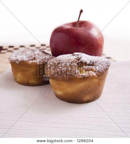 Apple Soufflé