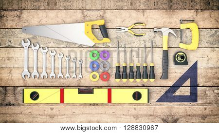 Hardware Tools, Concept Of Diy