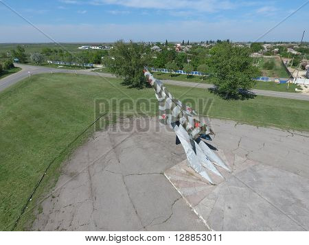 Monument To The Fighter Aircraft