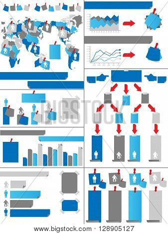 INFOGRAPHIC DEMOGRAPHICS POST IT BLUE  FOR WEB AND OTHER