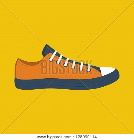 Sneakers Men, Vector