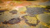 colorful abstract rust background with good texture. poster