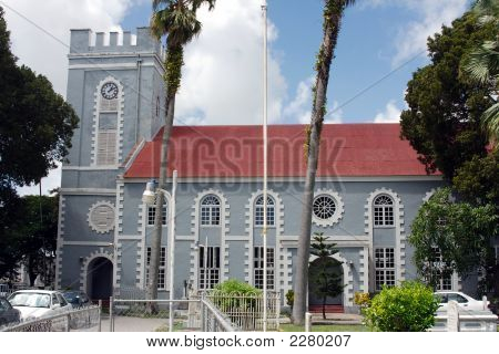 St. Mary'S Church (Barbados)