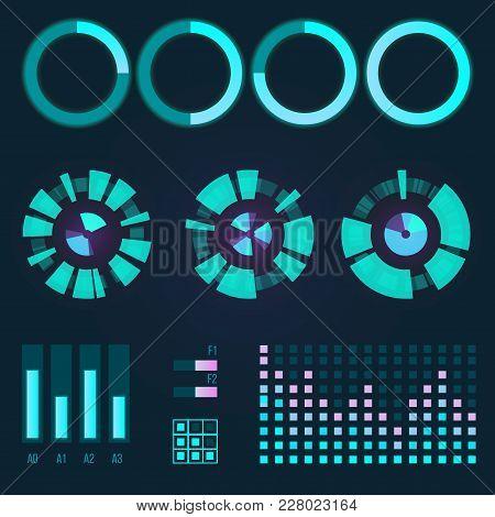 Futuristic Interface Vector & Photo (Free Trial)   Bigstock