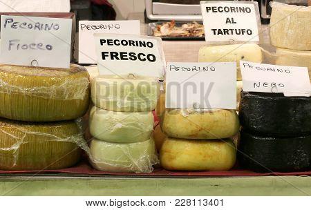 Many Italian Cheese Like Pecorino Fresco That Means Fresh Cheese Made With Milk Of Sheep
