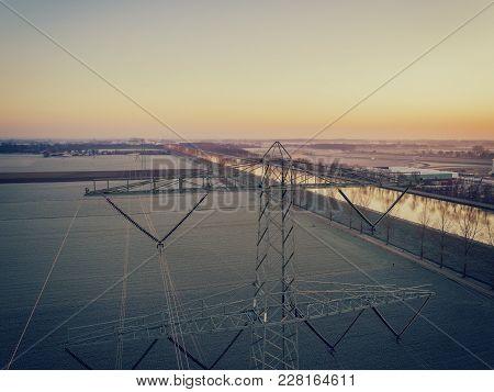 Transmision Tower
