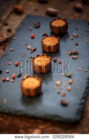 Fine Chocolate Pralines