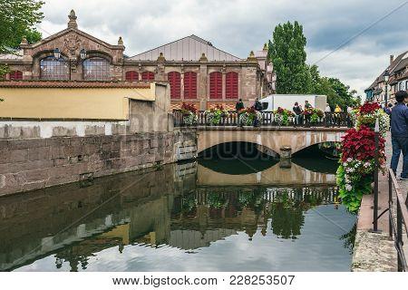 Colmar, River Lauch