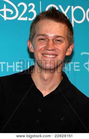 LOS ANGELES - AUG 19:  Jason Dolley at the D23 Expo 2011 at the Anaheim Convention Center on August 19, 2011 in Anaheim, CA