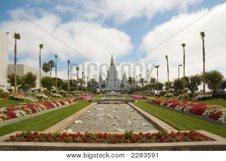 Latter-day Saints Temple In The Bay Area
