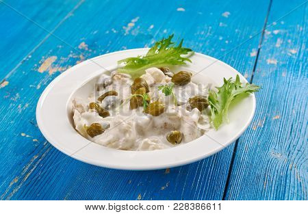 Salsa De Alcaparras