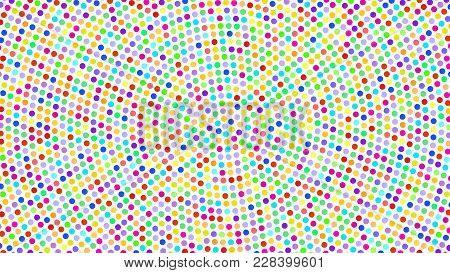 Flat, Fashionable, Stylish, Geometric, Colored Abstract Background 1920 X 1080 Px. For Interior, Des