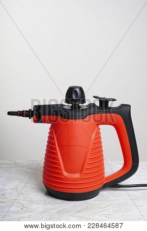 Handheld Vapor Steam Cleaner, Consumer Model Cleaning Appliance For Disinfection At Home, Vertical I