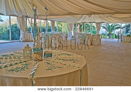 Wedding Tableset