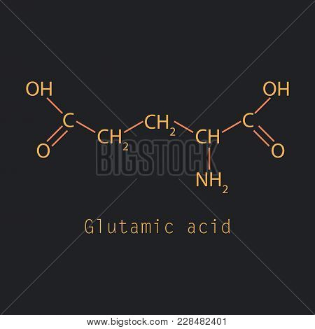 Glutamic Amino Acid Molecule Laboratory, Molecular Medical