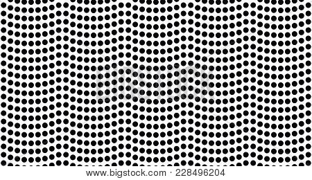Seamless Ripple Background, Seamless Wave Patten, Seamless Dots Print, Abstract Background Texture