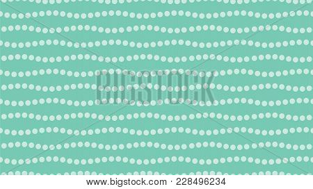 Seamless Wave Patten, Seamless Dots Print, Simple Geometric Background, Abstract Background Texture